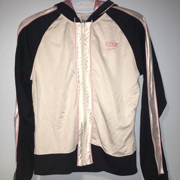 Nike Tops - nike track jacket